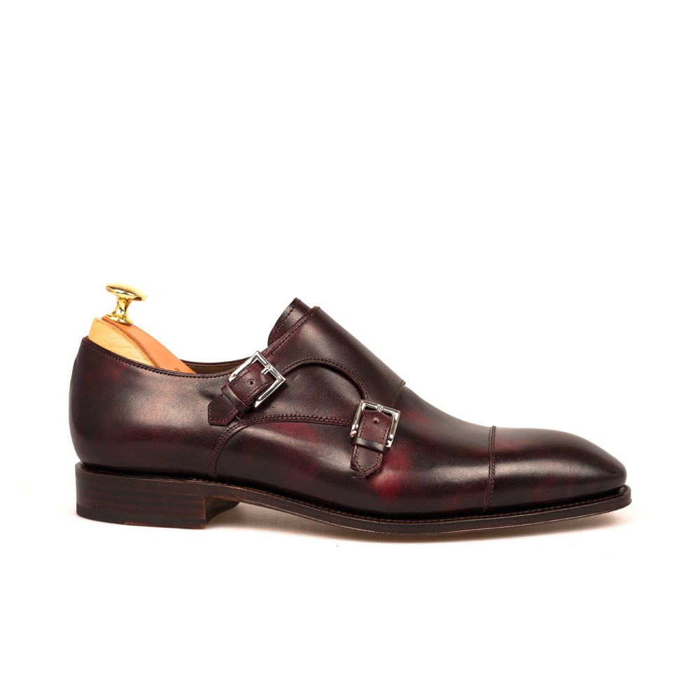 DOUBLE MONK STRAPS 80544 SIMPSON