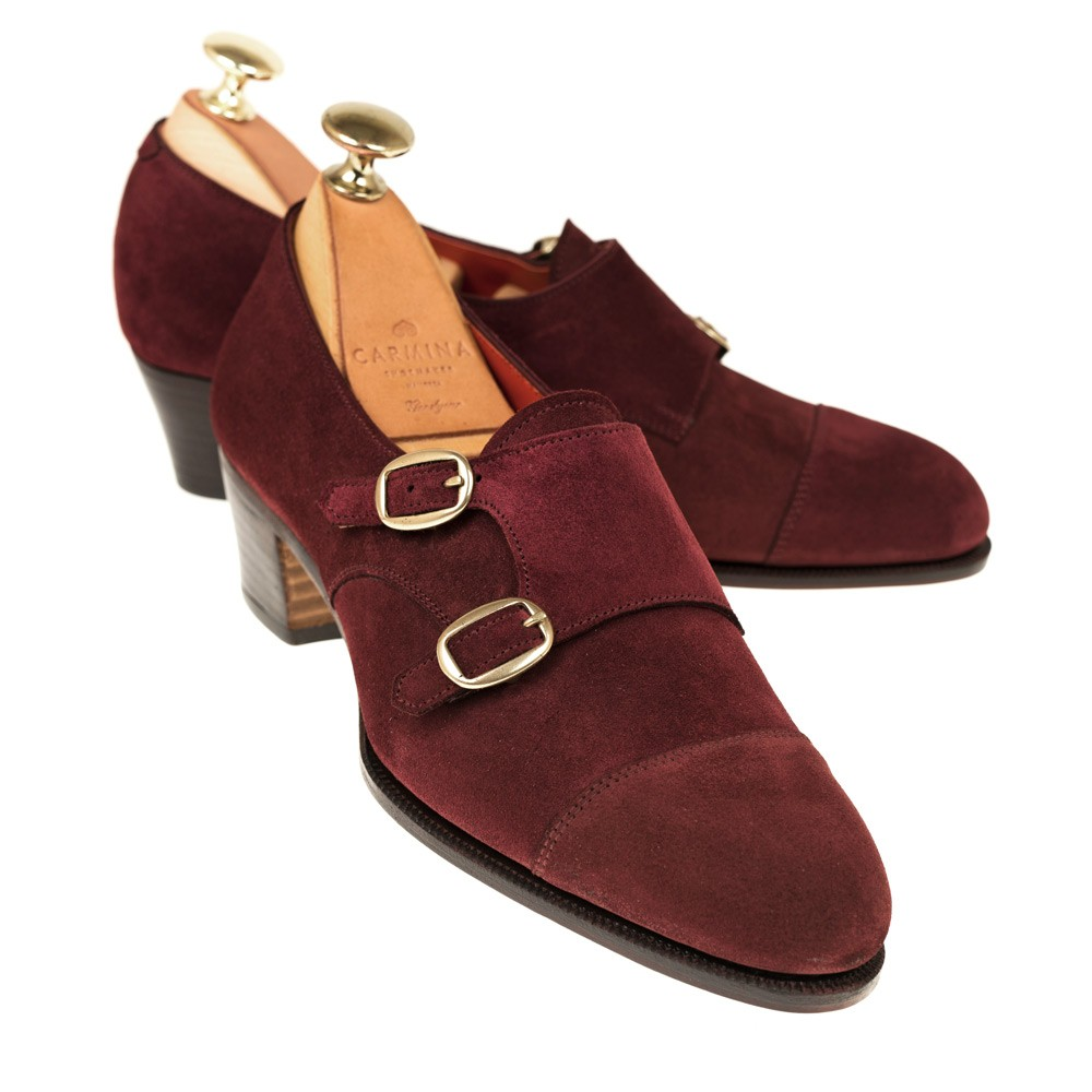 WOMEN DOUBLE MONK STRAP 1388 MADISON