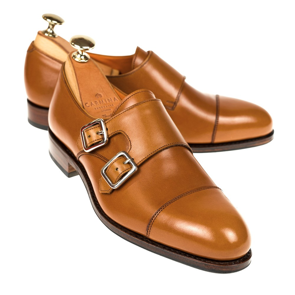 WOMEN DOUBLE MONK STRAP 1645 MADISON 20