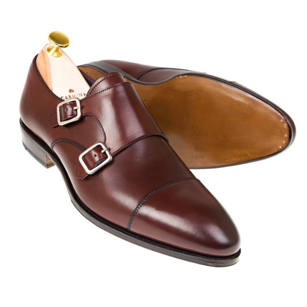 DOUBLE MONK STRAPS 80250 INCA