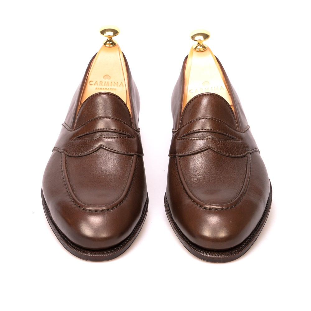 FULL STRAP PENNY LOAFERS 80372 UETAM