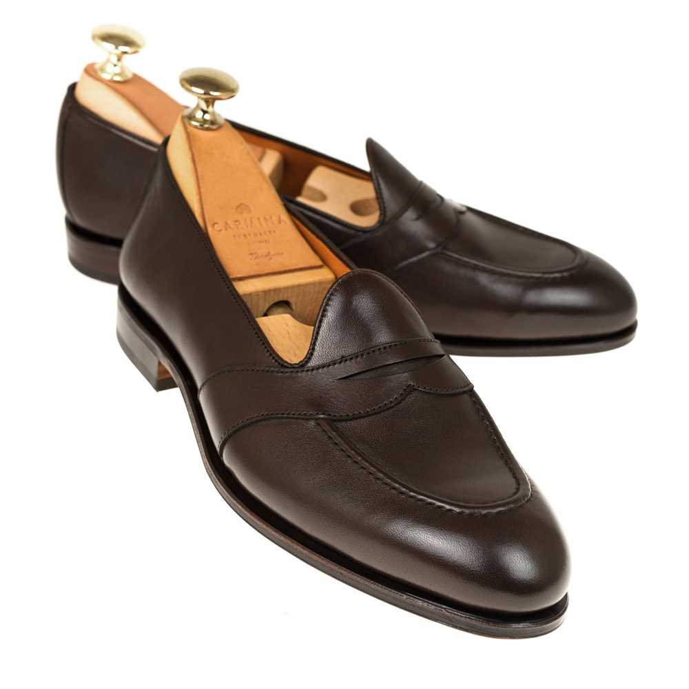 FULL STRAP PENNY LOAFERS 1861 DRAC