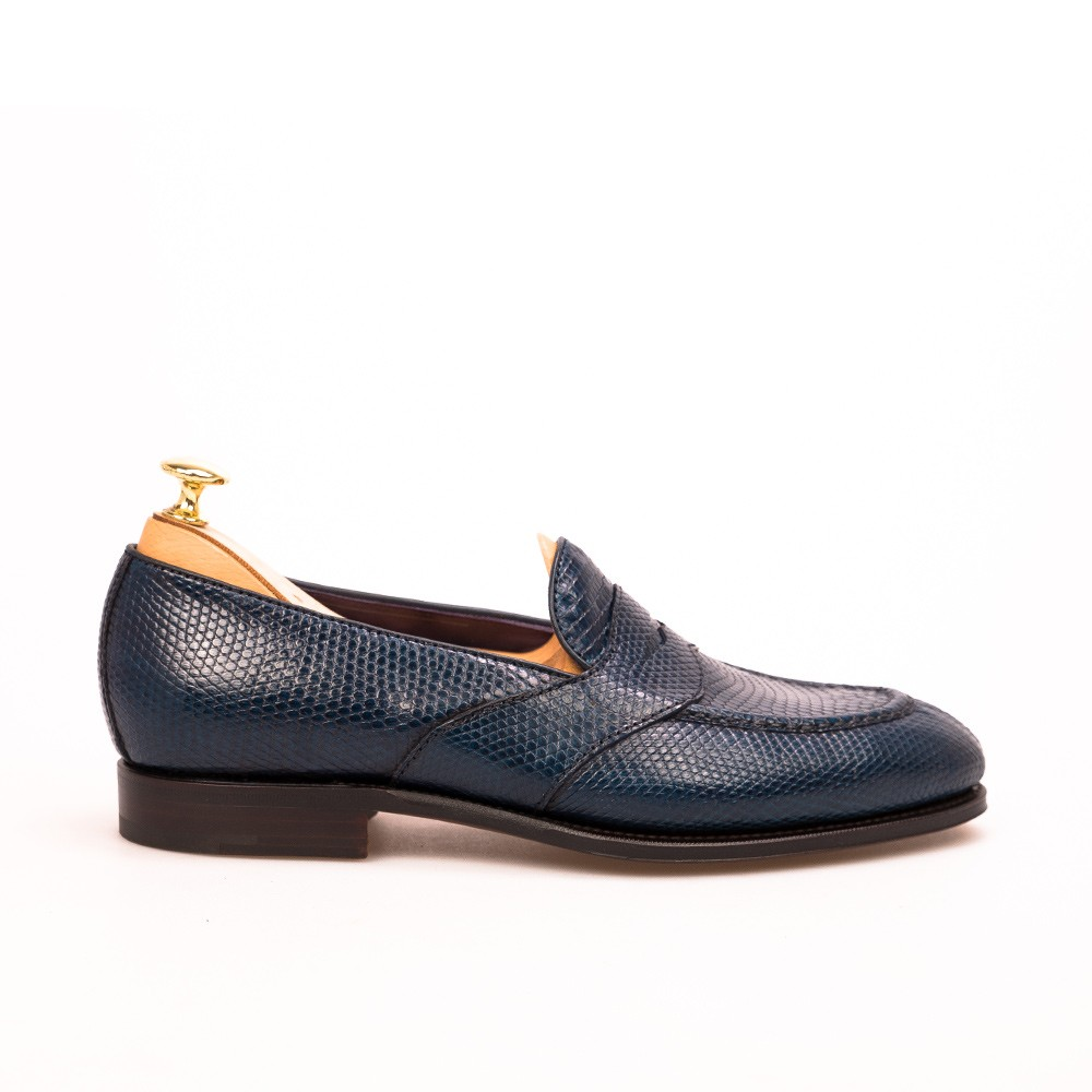 FULL STRAP PENNY LOAFERS 80585 UETAM