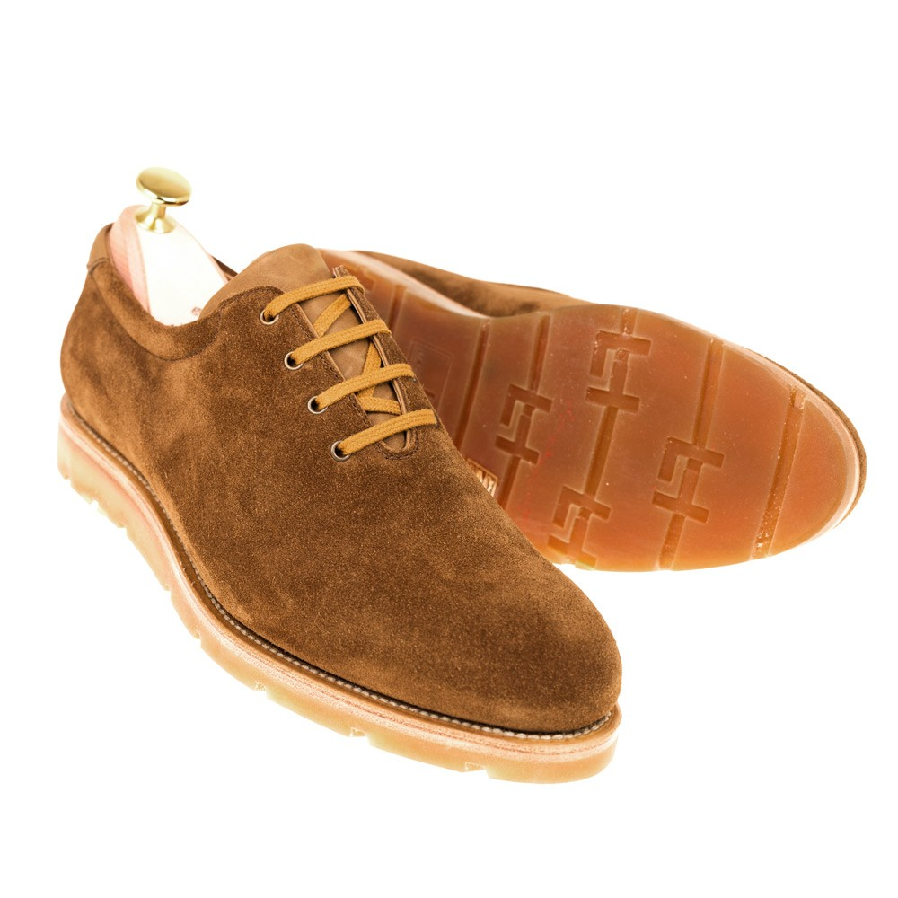 LEATHER SNEAKERS 80650 CALVIA