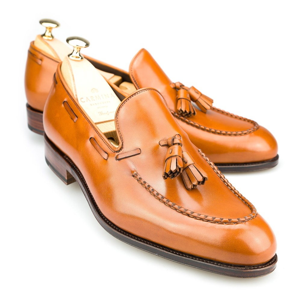 80490 Robert tassel loafers