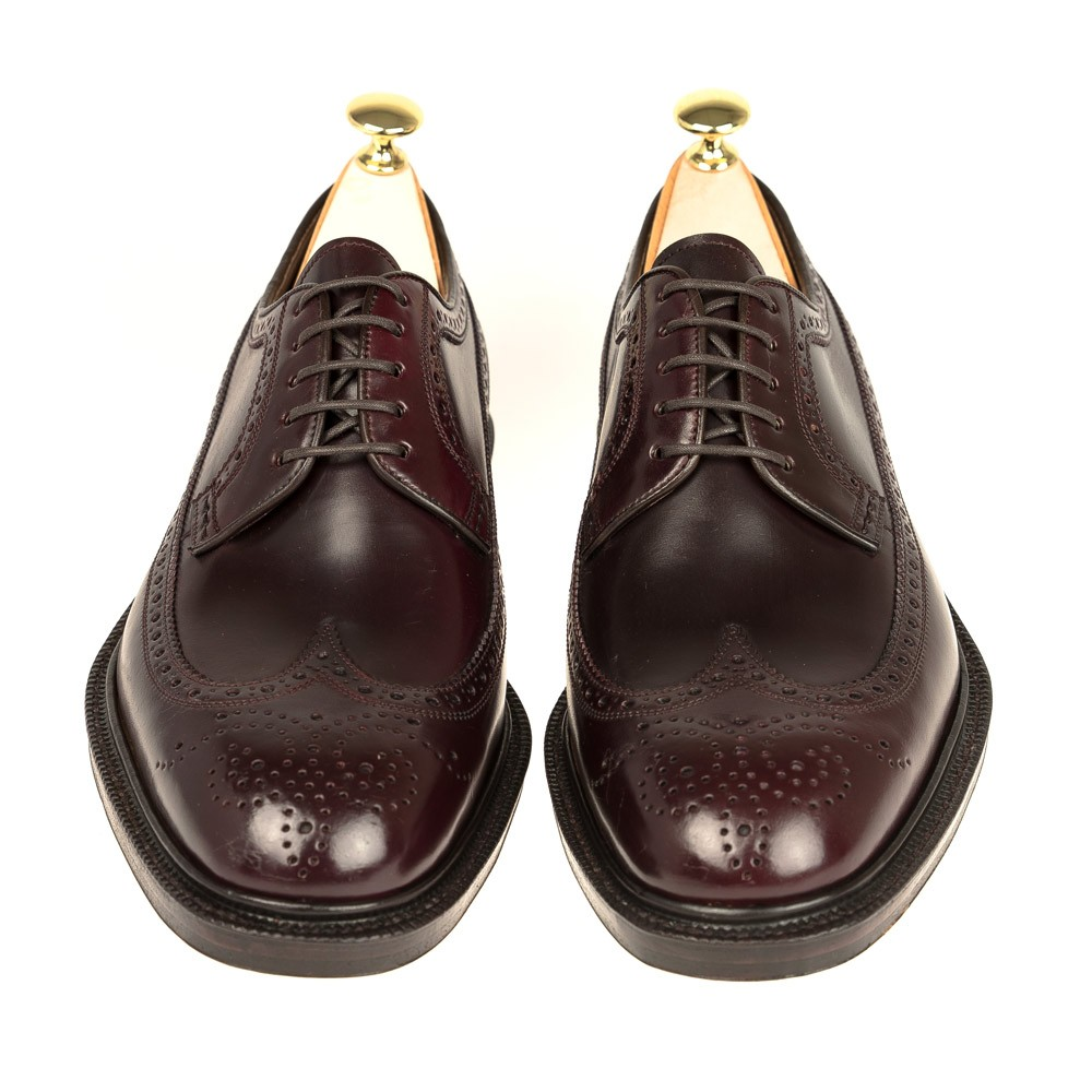 CORDOVAN DERBY SHOES 532 DETROIT