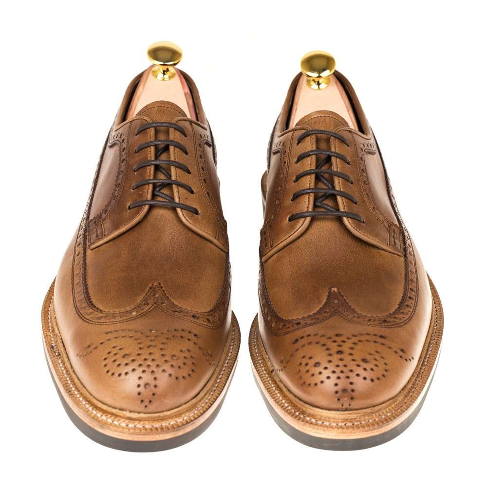CHROMEXCEL BLUCHER SHOES 532 OSCAR ( INCL. SHOE TREE )
