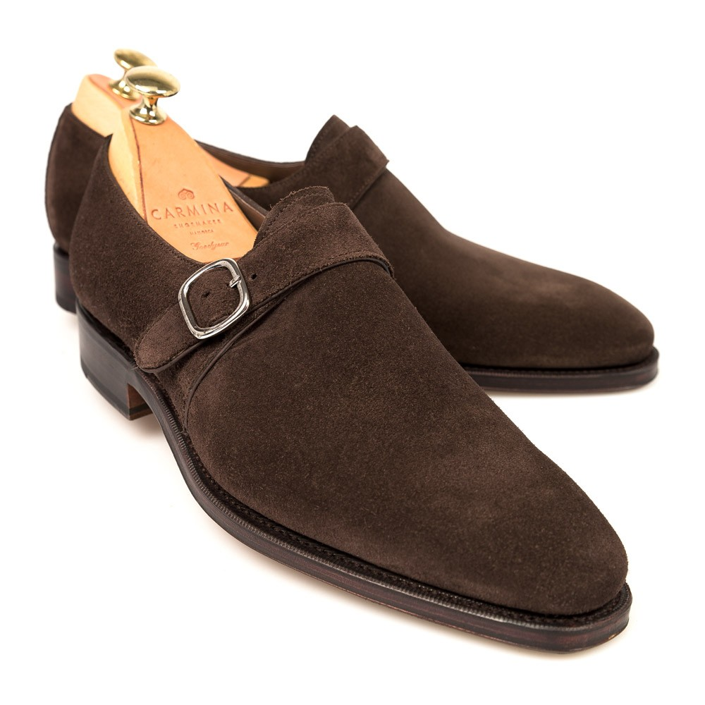 MONK STRAP SHOES 80156 RAIN