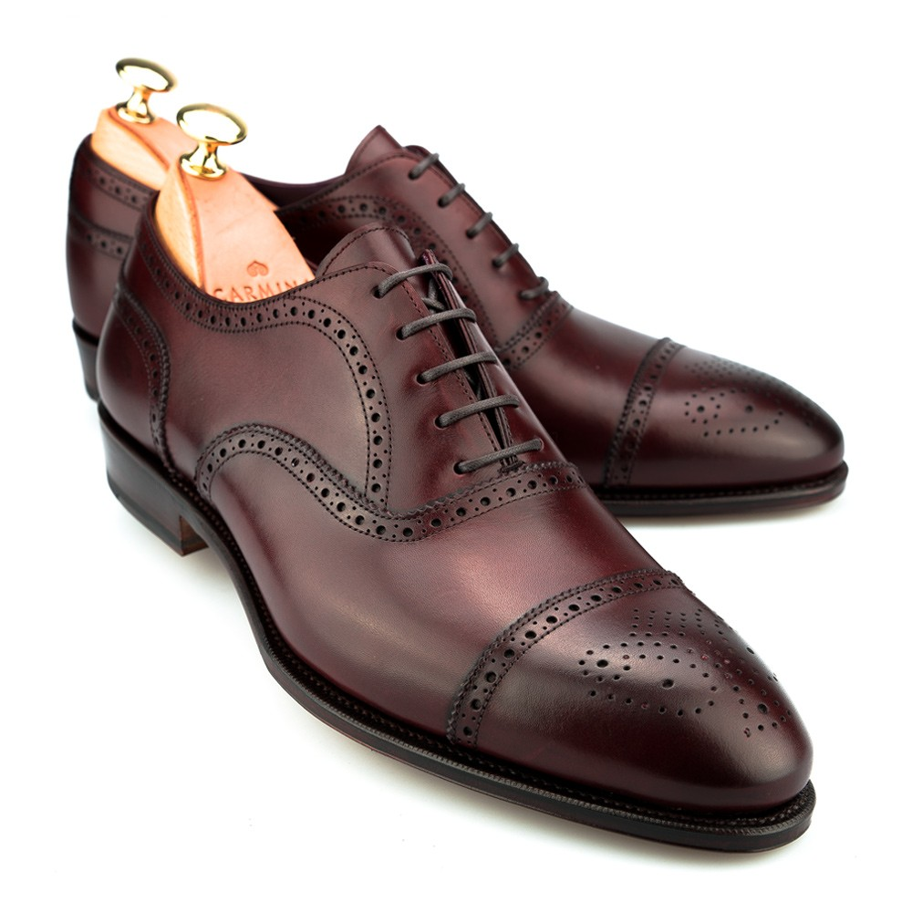 SEMI BROGUE OXFORDS 80251 INCA