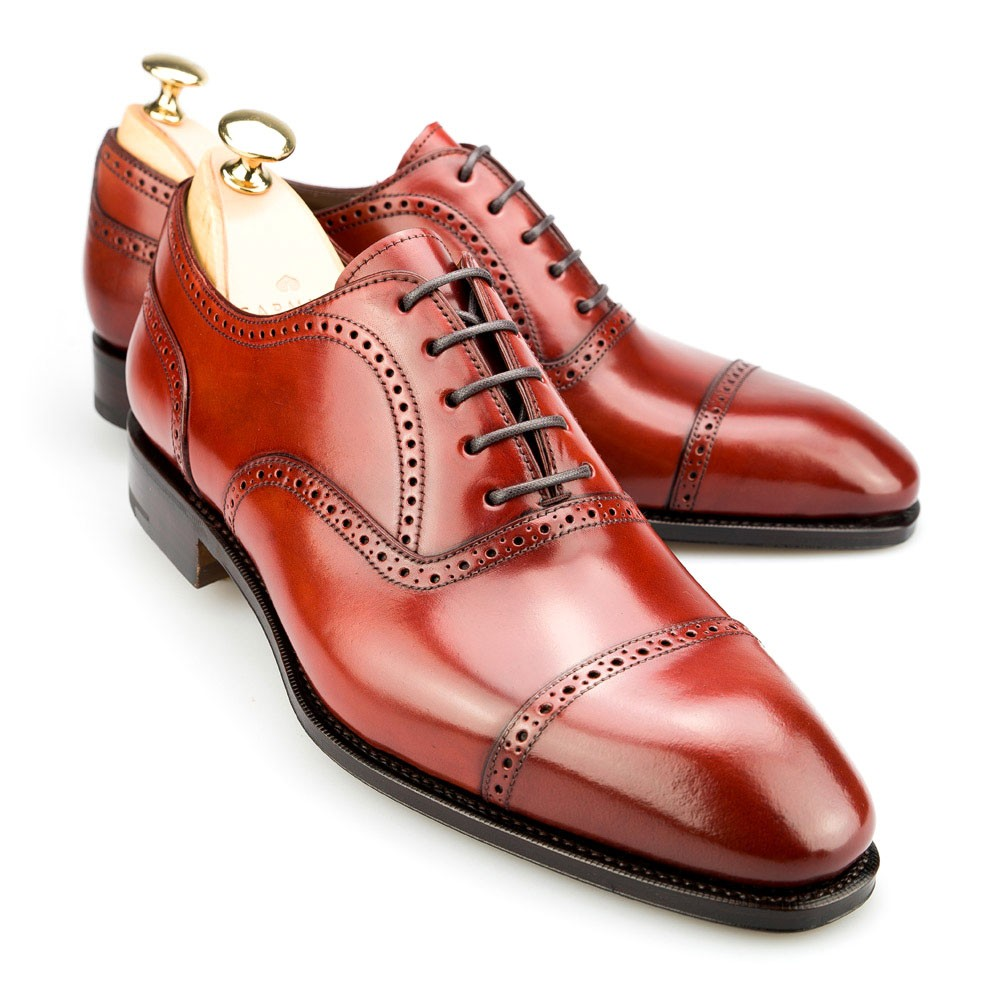 CORDOVAN OXFORDS 80105 SIMPSON