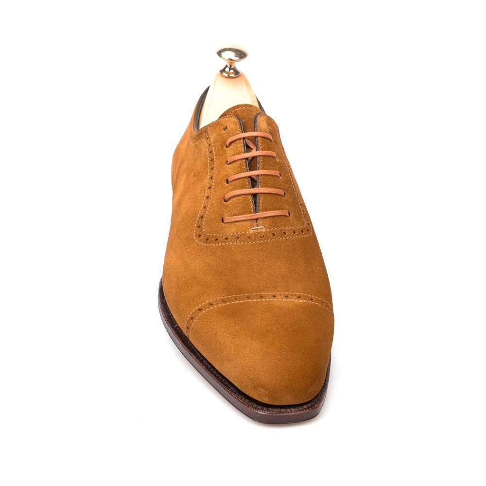 OXFORD WHOLECUT SHOES 80512 BUGER