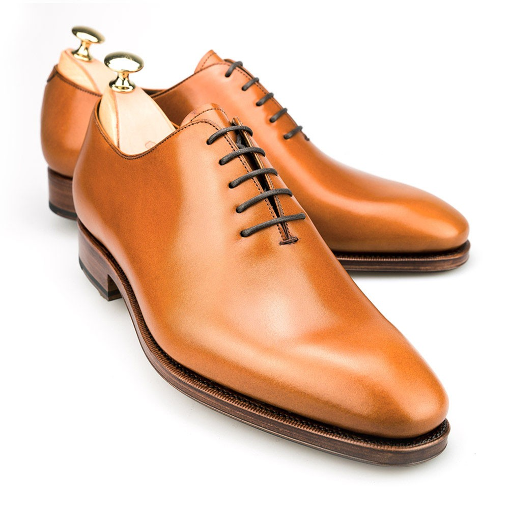 Brown Leather Shoes Mens On Sale