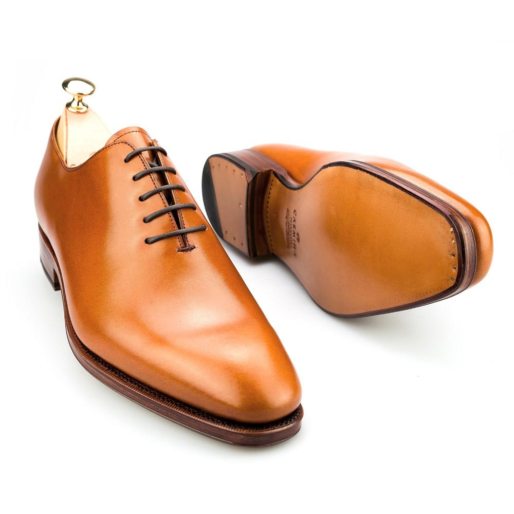 Mens Wholecut Dress Shoe