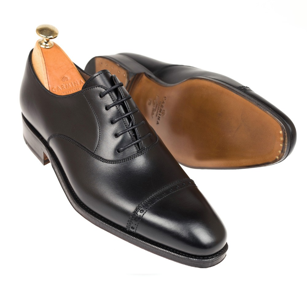 CAP TOE OXFORDS 80201 RAIN
