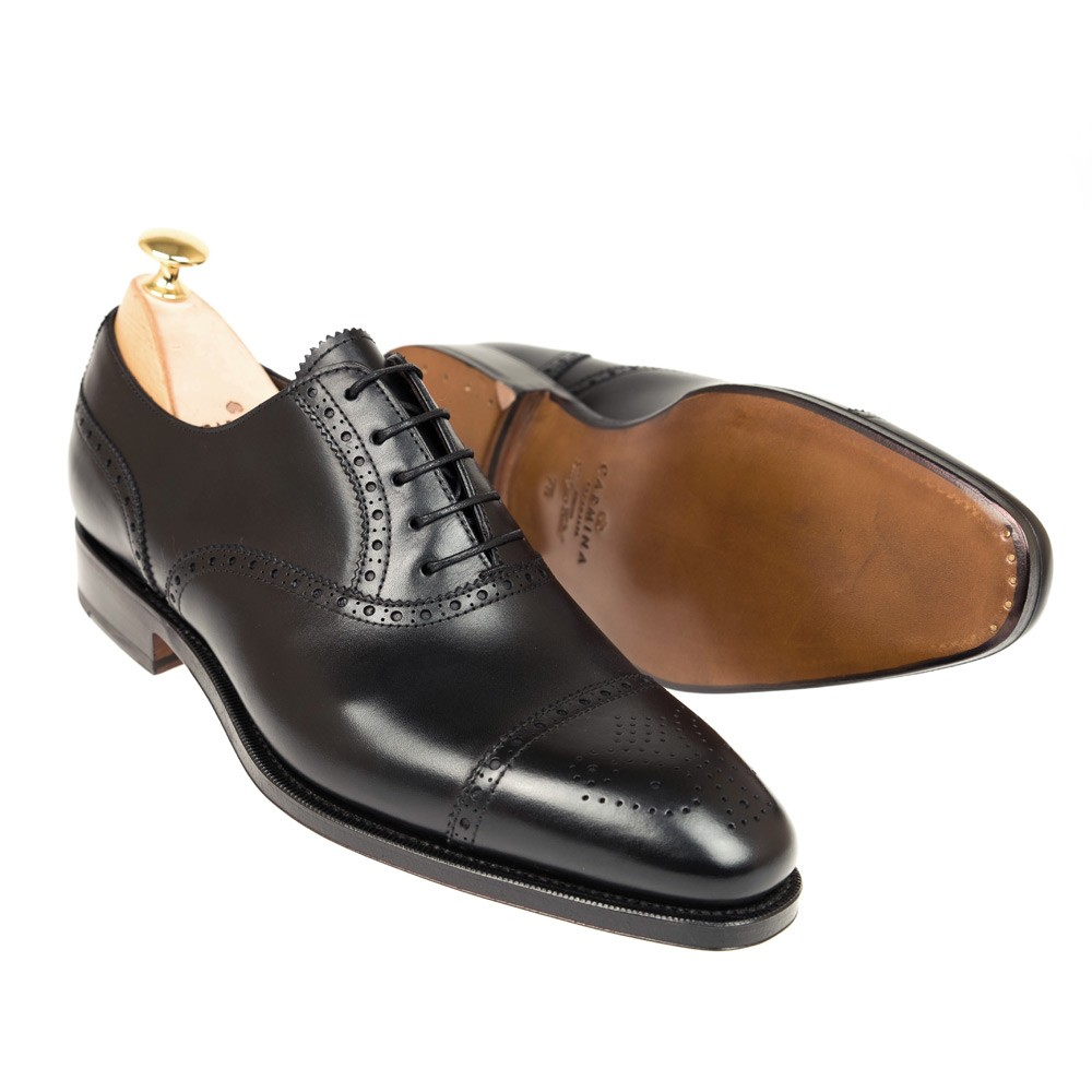 CAP TOE OXFORDS 10051 RAIN