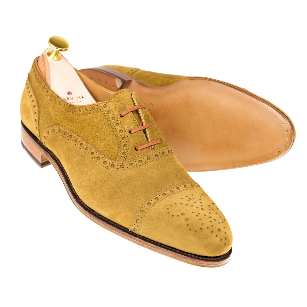 SEMI BROGUE OXFORDS 80225 CHELSEA