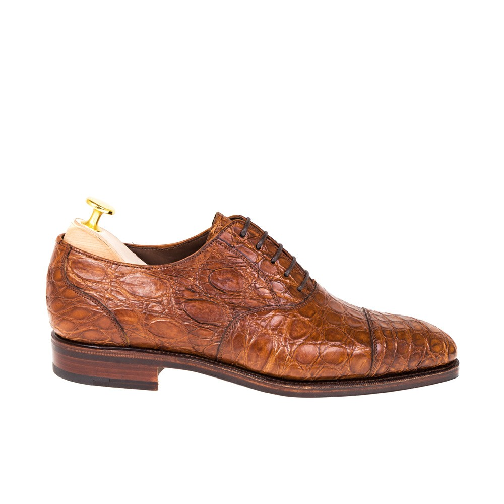 CROCODILE OXFORD SHOES 10000 RAIN