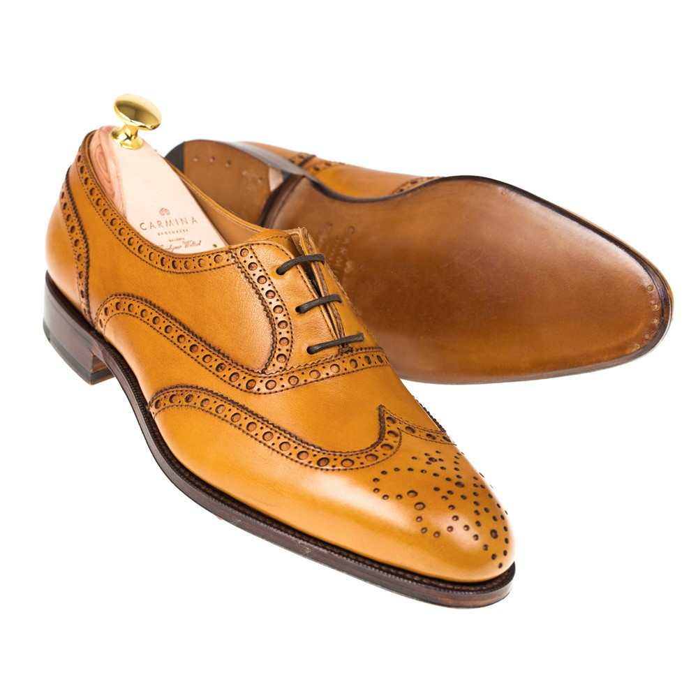 SEMI BROGUE OXFORDS 80224 CHELSEA