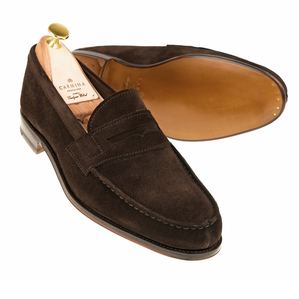 UNLINED PENNY LOAFERS 80579 GENOVA