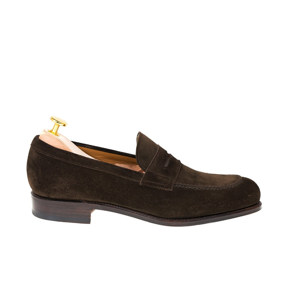 PENNY LOAFERS 923 FOREST EEE