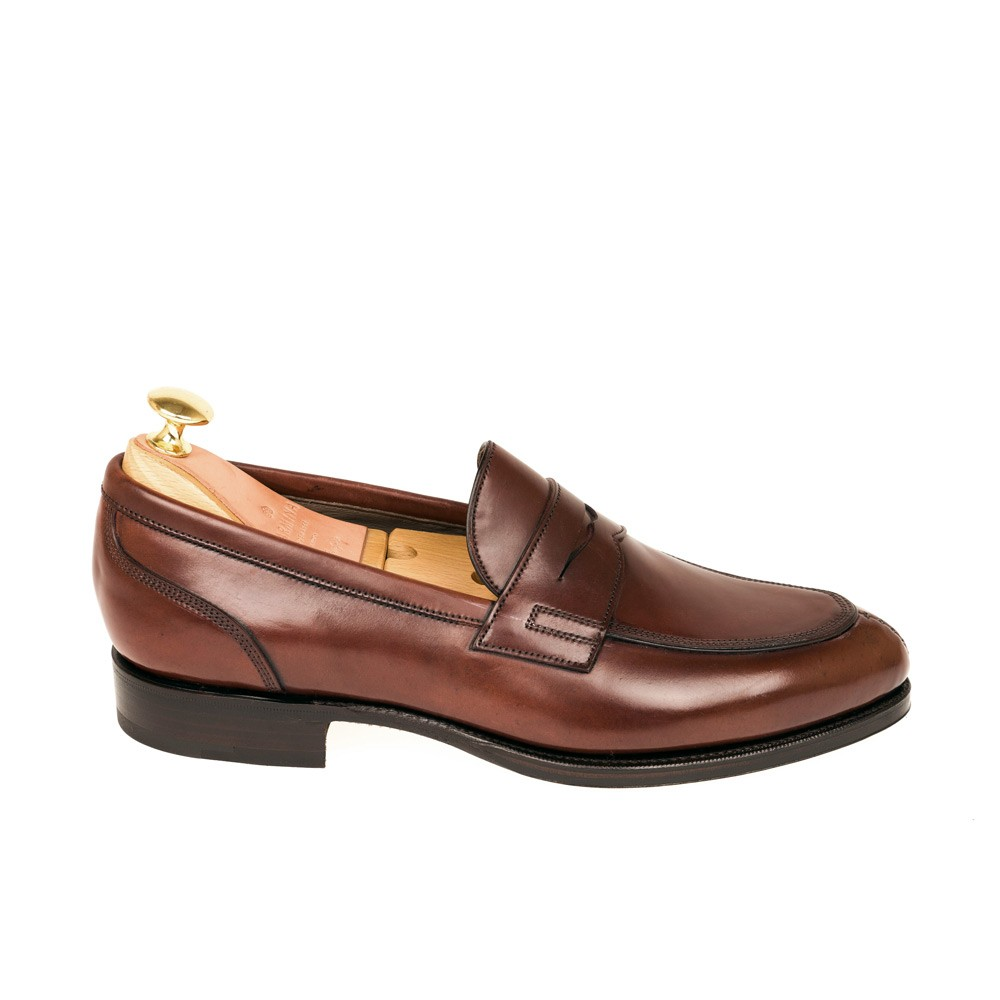 CORDOVAN PENNY LOAFERS 842 BROADWAY