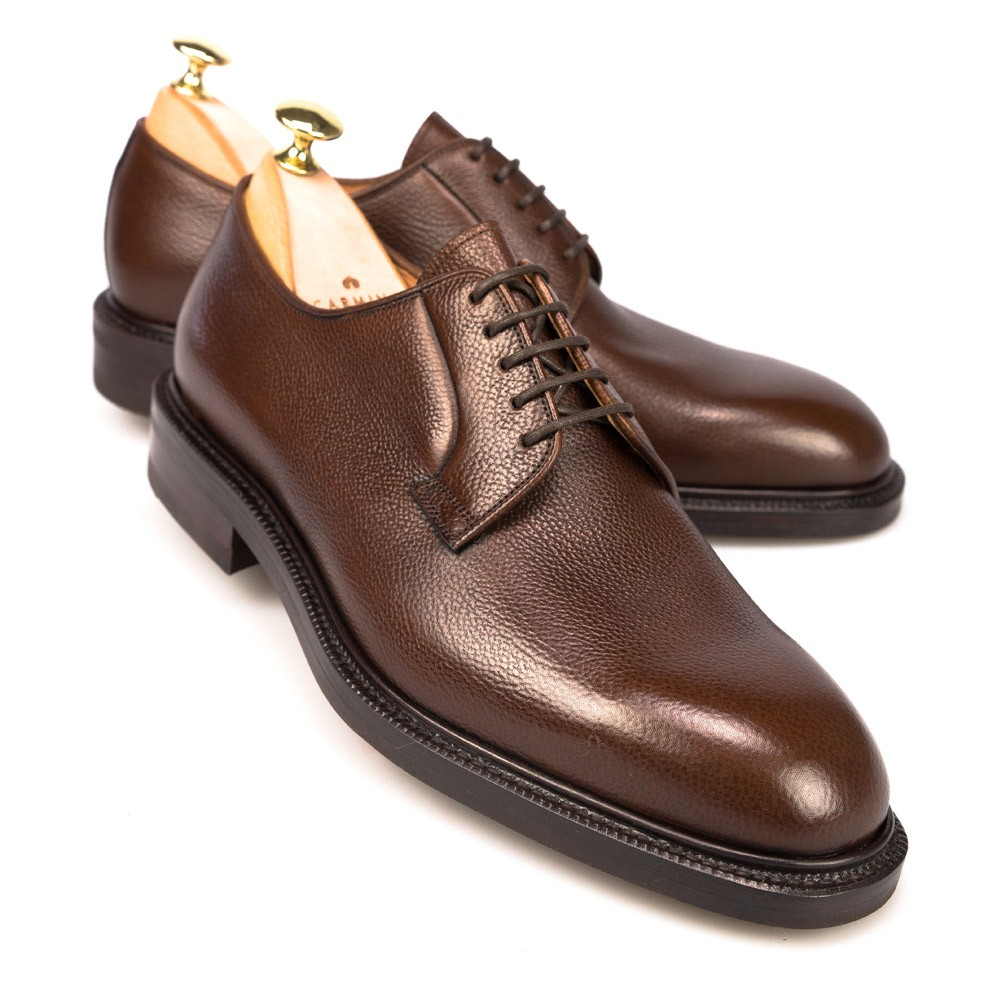 Brown Dress Shoe Care