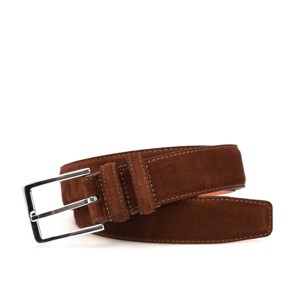 POLO SUEDE BELT