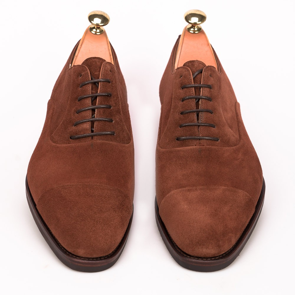Flat Suede Shoes Mens