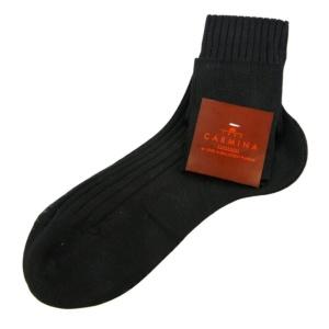 Calcetines largos en negro