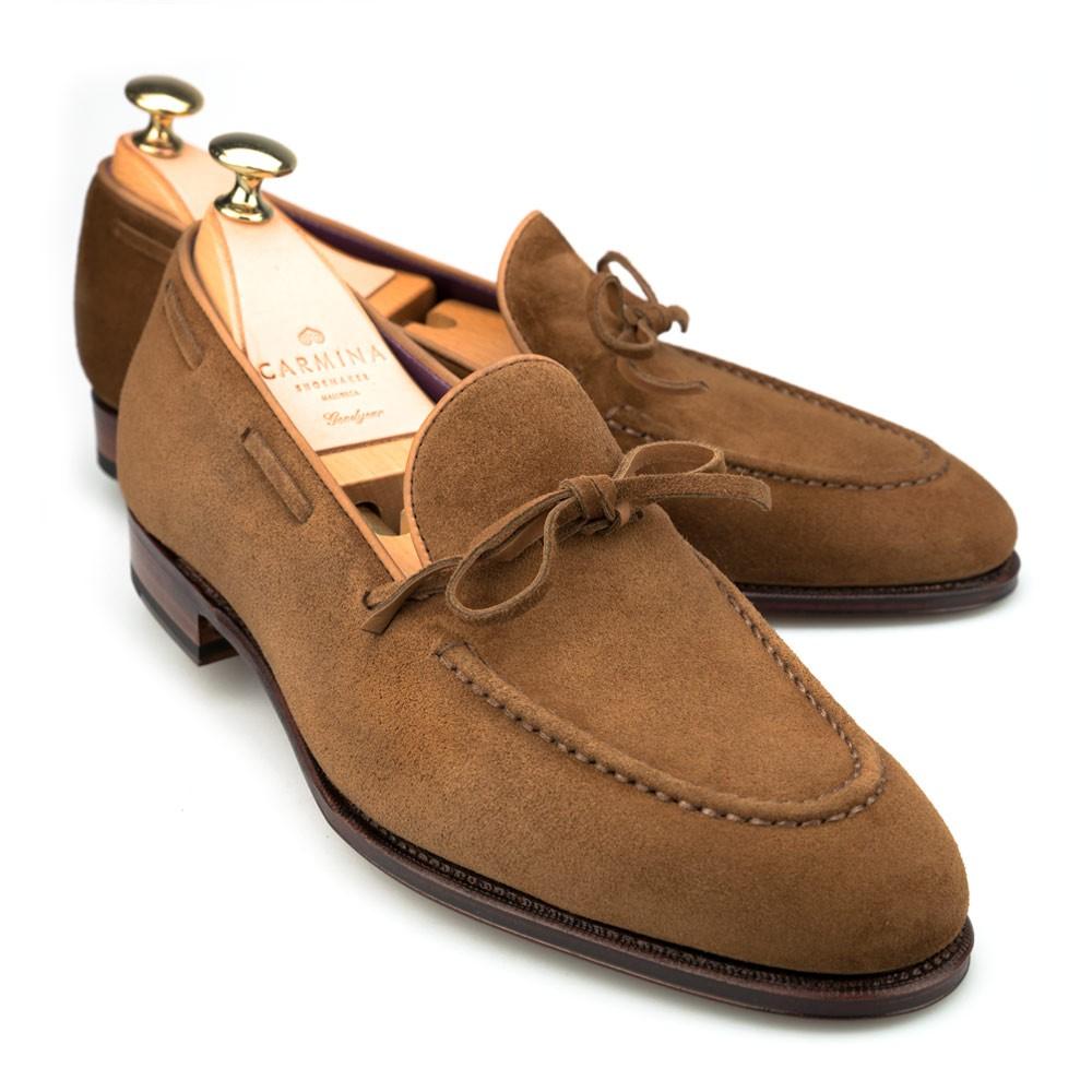 snuff string dress loafers carmina shoemaker