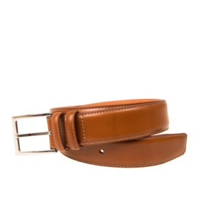 TAN CALF BELT