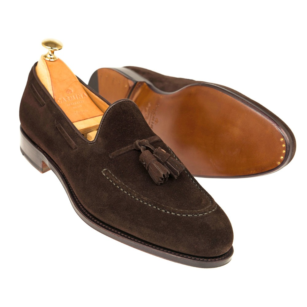 TASSEL LOAFERS 80367 FOREST