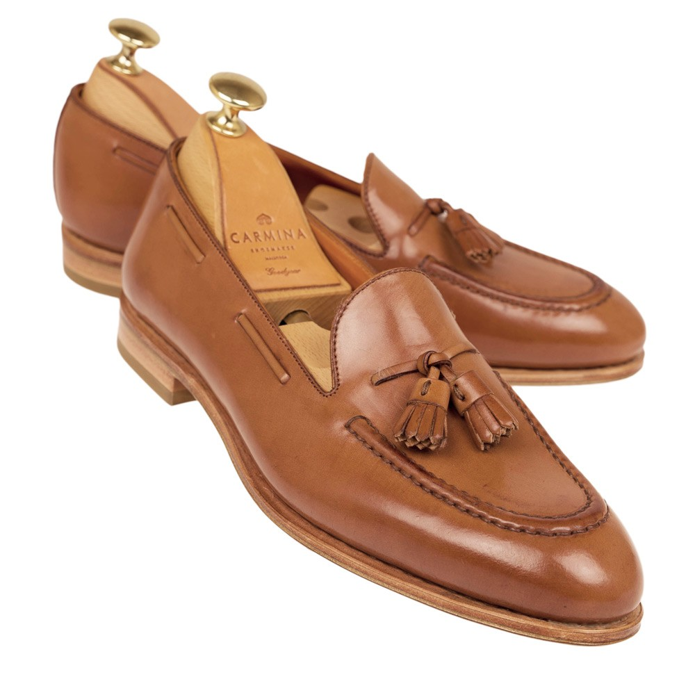 WOMEN CORDOVAN LOAFERS 1640 DRAC