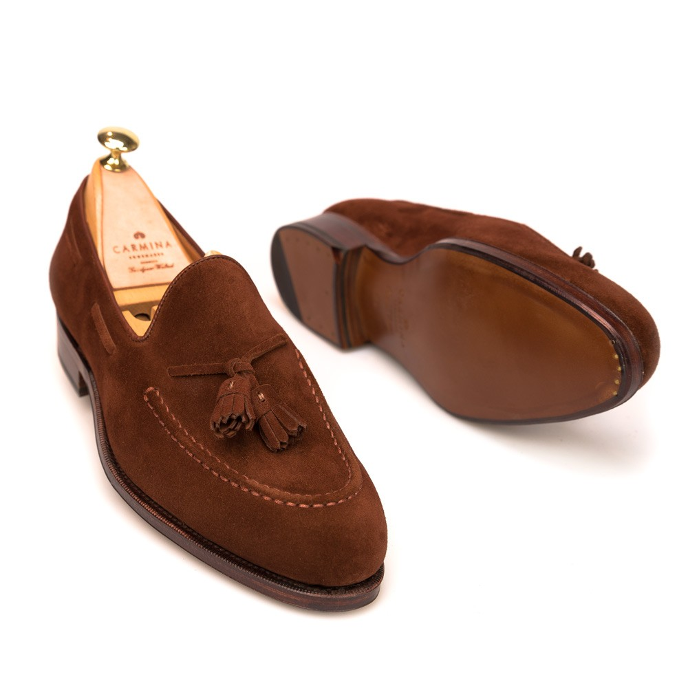 TASSEL LOAFERS 80367 FOREST EEE