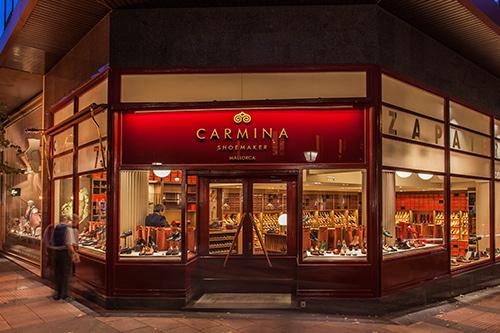 Store locator | CARMINA