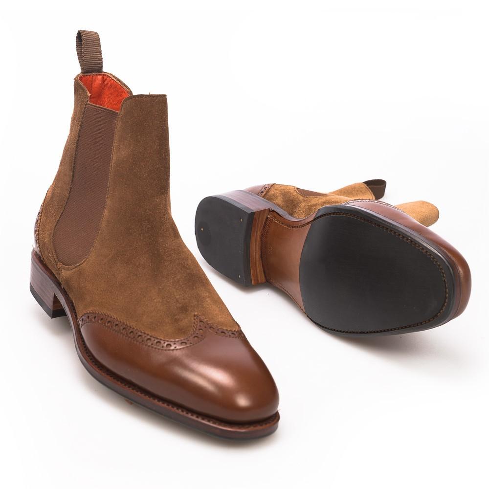 Elegant BELGRAVIA Womens Leather Chelsea Boot  Fashion  Pinterest  We The
