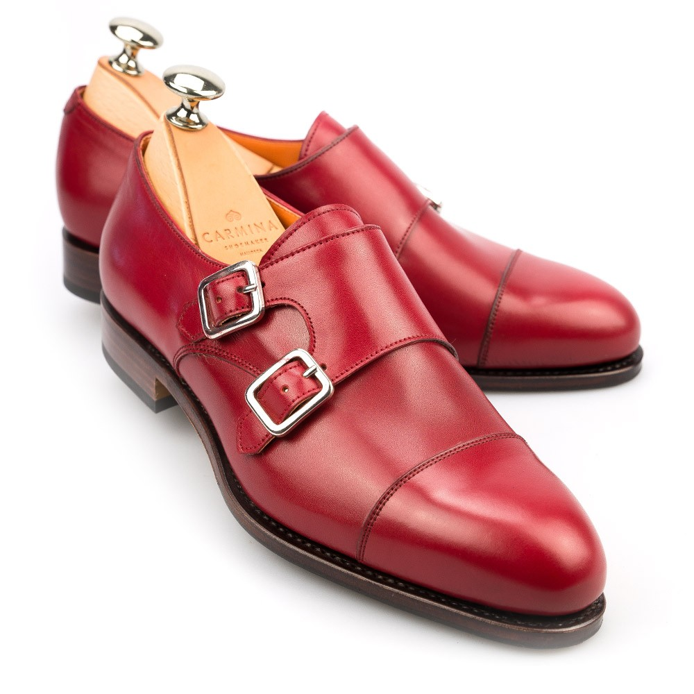WOMEN DOUBLE MONK STRAP 1645
