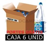 CAJA 6 UNIDADES LIQUIDO THETFORD AQUA KEM BLUE