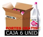 CAJA 6 UNIDADES LIQUIDO THETFORD AQUA RINSE PLUS