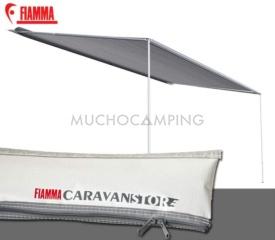 TOLDO CARAVANSTORE FIAMMA 2.55 MT GRIS ROYAL