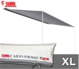 TOLDO CARAVANSTORE XL FIAMMA 4.10 MT GRIS ROYAL