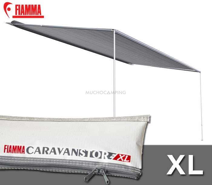 TOLDO CARAVANSTORE XL FIAMMA 2.8 MT GRIS ROYAL