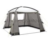 CARPA PLEGABLE OUTWELL OKLAHOMA GRIS