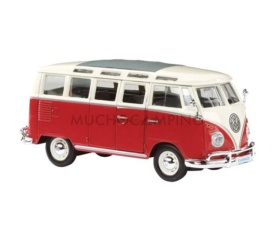 FURGONETA VW SAMBA BUS