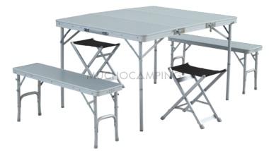 mesa plegable