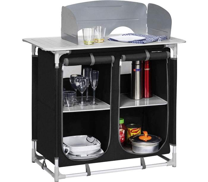 Mueble cocina Diana Deluxe camping