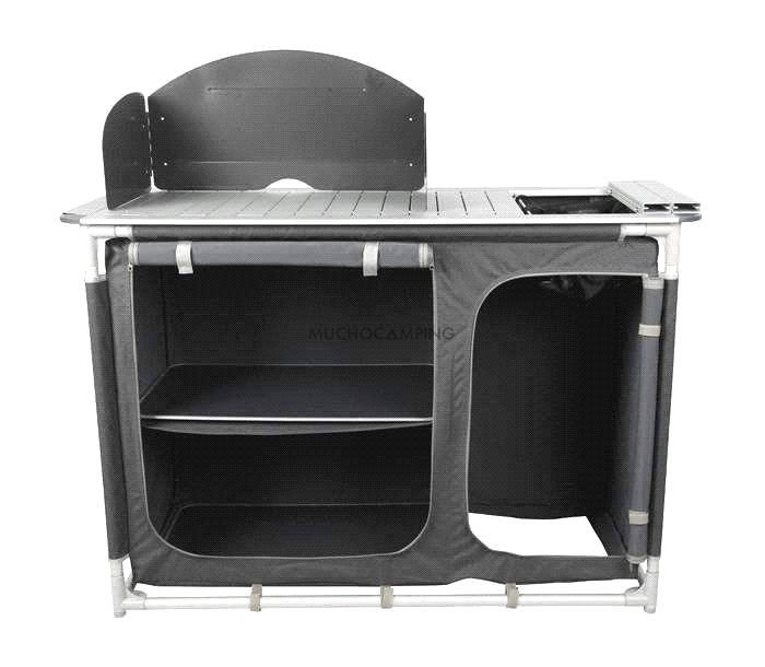 038f872e53a Mueble tubular Mercure - Cocina camping | Muchocamping