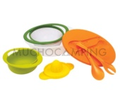 MULTIBOWL SET EASYCAMP