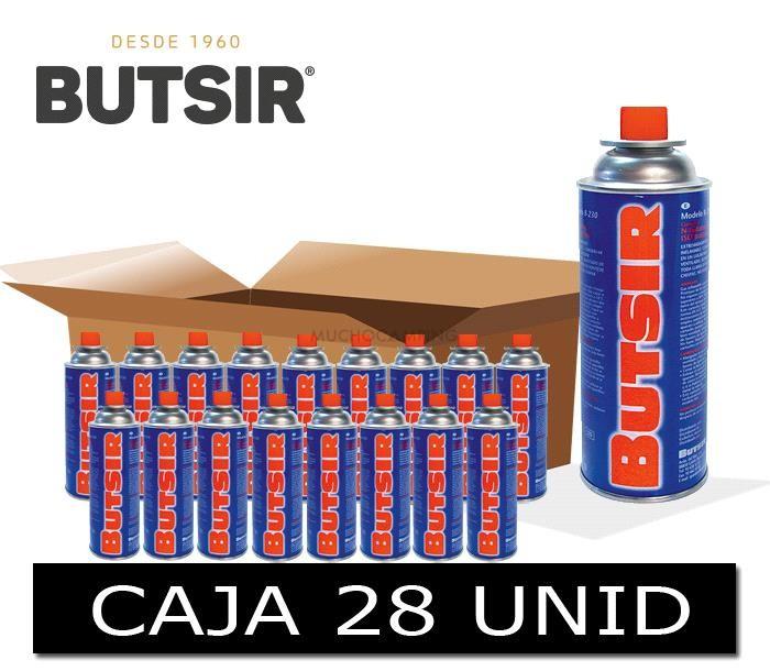 PACK 28 CARTUCHOS BUTSIR