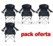 pack sillas camping
